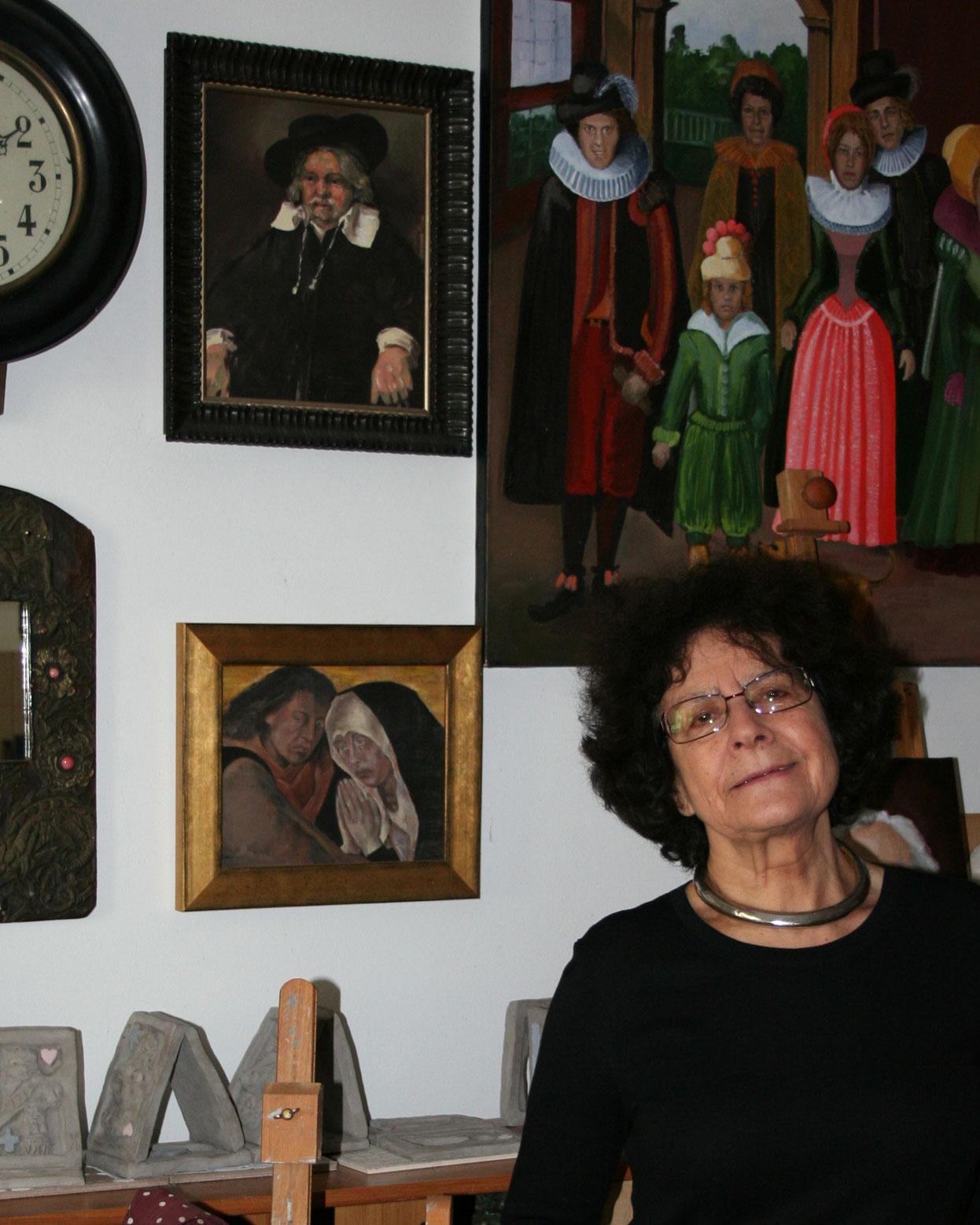 Maryna Szöllösi